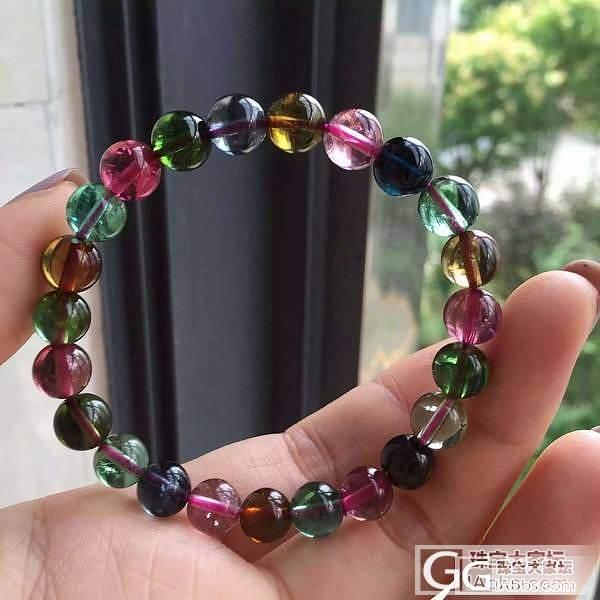 【晶。玺】6.28碧玺专场,糖果色,彩虹色_宝石