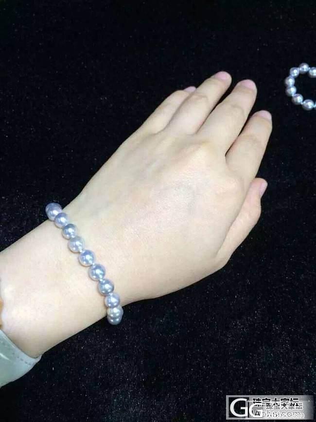 想买2条珍珠手链_有机宝石