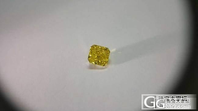 艳彩黄来了!_钻石