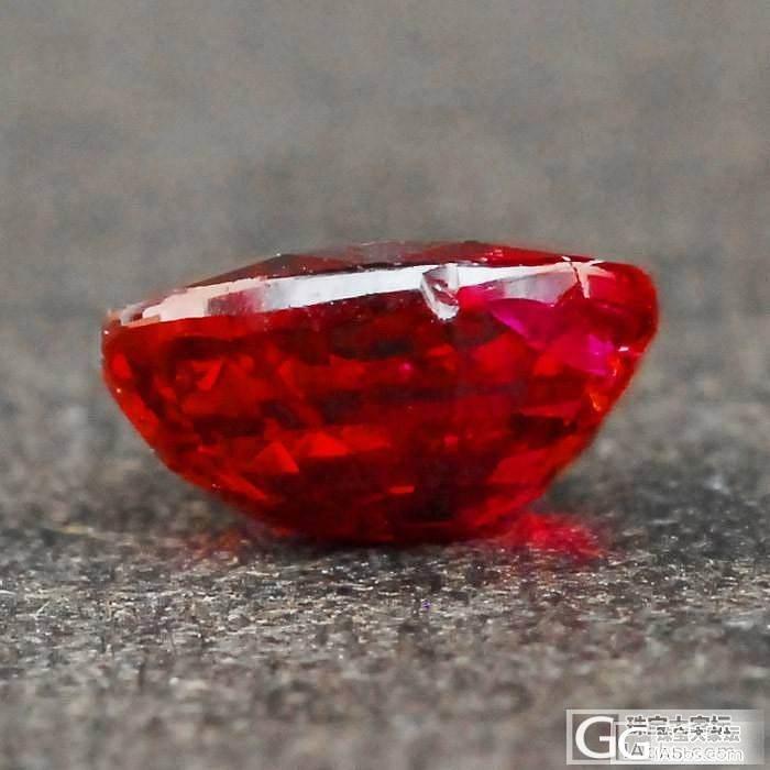 红红火火过新年,无烧红宝少量上新,带..._珠宝