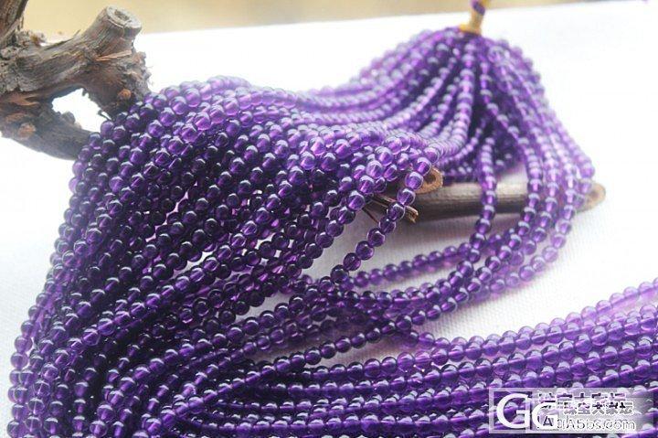 12.07更新 4.5MM紫水晶 3..._水晶福利社