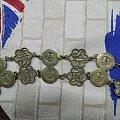 英国新淘到的清末嫁妆,银腰带。