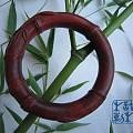 冬天了想要一只小叶紫檀的圆条竹子镯~谁能做,大家团不?